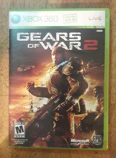 Juego Original De Xbox 360 Gears Of War2