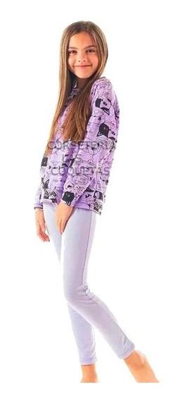 Pijama Nena Niña Mariene Art 1468 Del Talle 10 Al 16