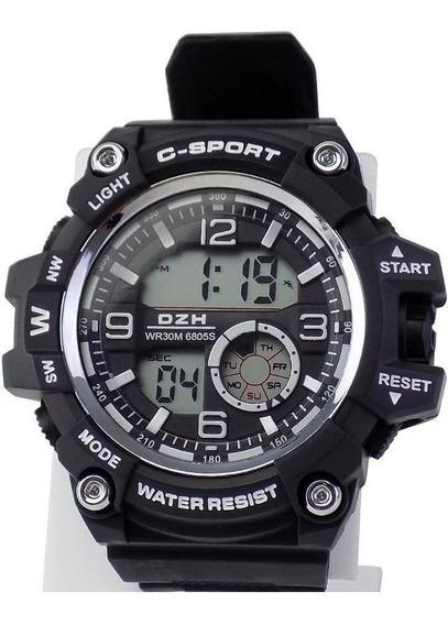 Relógios Baratos Masculinos Led Digital Prova Dágua Origina