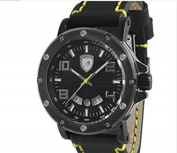 Relógio Lamborghini Masculino Countach Lb90044252m Original