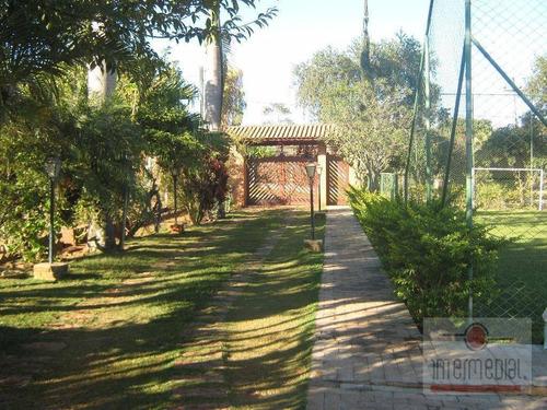 Chácara Residencial À Venda, Green Ville, Boituva. - Ch0484