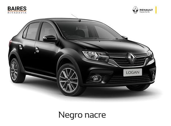 Renault Logan Zen Negro 1.6 2020 0km Contado/financiado