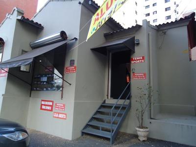 Casa Para Aluguel Em Cambuí - Ca006399