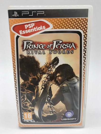 Prince Of Persia Rival Swords Sony Psp Original Completo