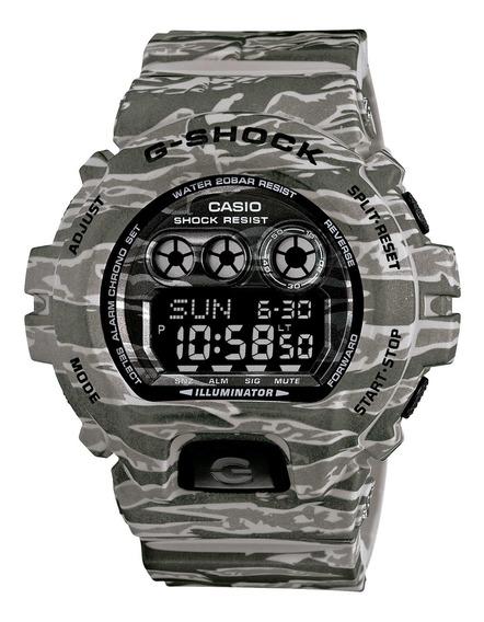 Relógio Casio Gd-x6900cm-8dr G-shock Camuflado - Refinado
