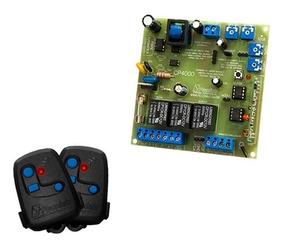 Placa Central Peccinin Cp4000 Original Motor E 2 Controles