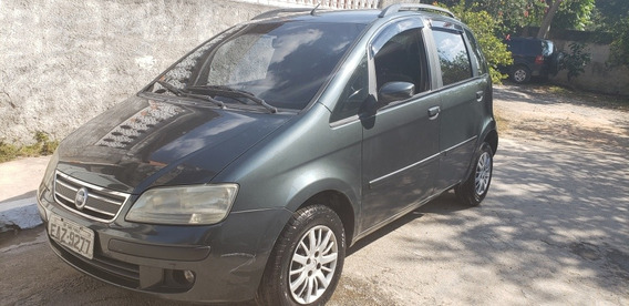 Fiat Idea 2008 1.4 Elx Flex 5p