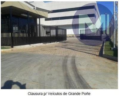 Galpão Industrial Para Locação, Éden, Sorocaba. 1.503m² - Ga0005