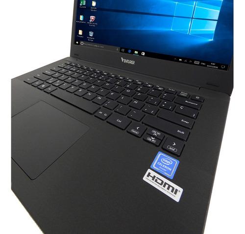 Notebook Venturer Celeron N400 4g Ssd128g 14 W Home
