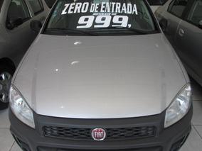 Fiat Strada 1.4 Completo Zero De Entrada + 60 X 999,00 Fixas