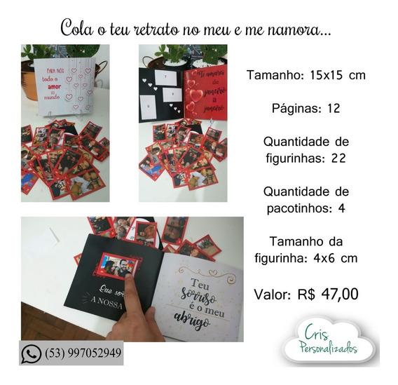 Album De Figurinhas Personalizado Namorado(a)