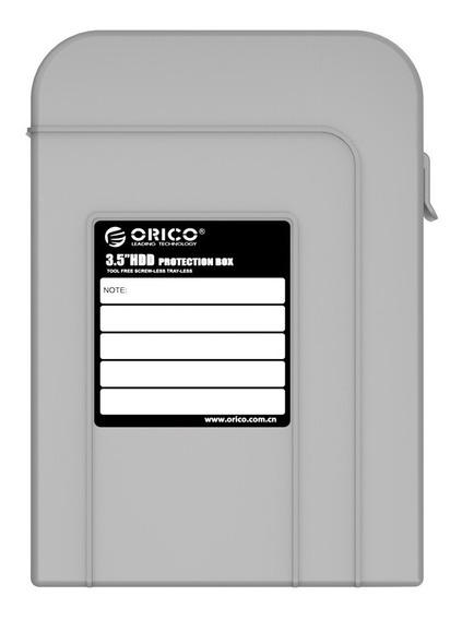 Capa Case Estojo Para Hd 3.5 Orico (r$ 28,00 Acima De 5 Unid