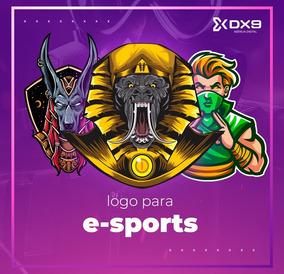 Logo Para Time De E-sport