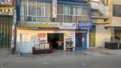 Venta De Local Comercial En Plena Avenida Puente Piedra .
