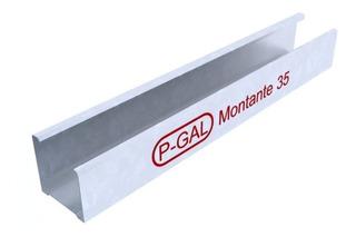 Montante 35mm P/ Durlock