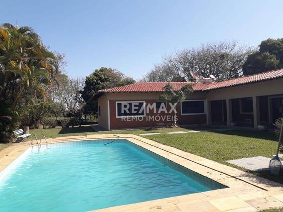 Chácara Com 4 Dormitórios Para Alugar, 3000 M² Por R$ 2.500/mês - Santa Cândida - Vinhedo/sp - Ch0256