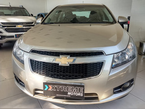 Gm Chevrolet Cruze Sedan Lt 1.8 Automático Flex 2012
