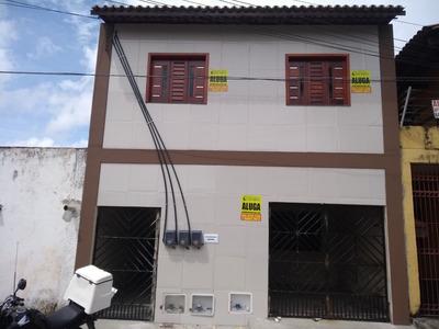 Ca2164-aluga Casa Messejana, 3 Quartos, Próx. Br116