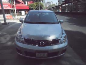 Nissan Tiida 1.8 Emotion Aut 2011, Increible Oportunidad!