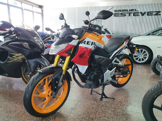 Honda Cb 190 R Repsol - 3800km Financiacion