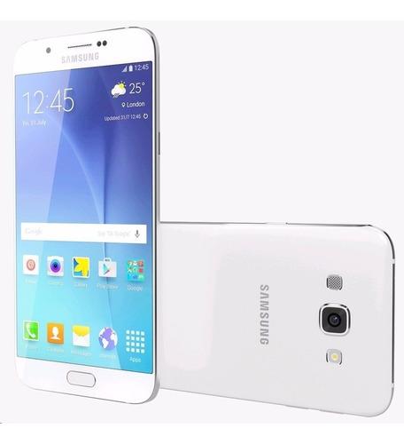 Imagem 1 de 6 de Novo Celular Smart Galaxy A8 4g Android Gps 16gb 5.7hd Duos