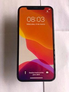 iPhone X 256gb 10 Desbloqueado De Fabrica Como Nuevo