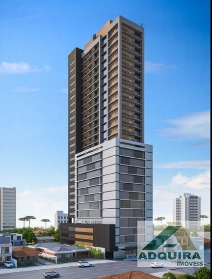 Apartamento Padrão Com 1 Quarto - 4071-v