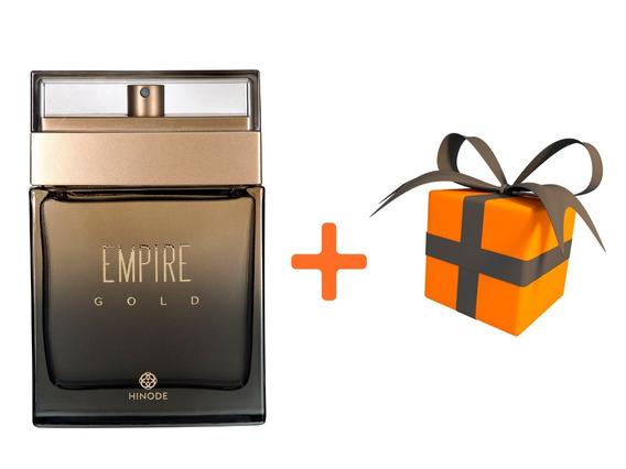 Perfume Empire Gold - Hinode + Um Brinde Grátis