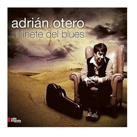 Adrian Otero El Jinete Del Blues Cd Nuevo Sellado