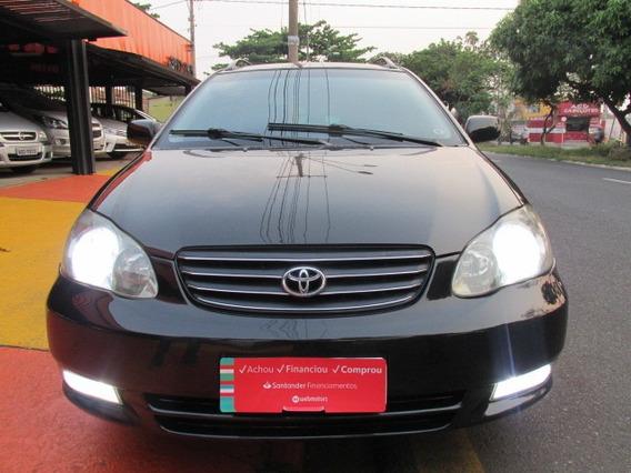 Toyota - Corolla Fielder Xei 1.8 Automatica - Top De Linha -