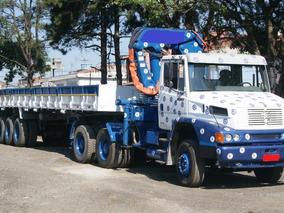 Carretas 6x4 Munck
