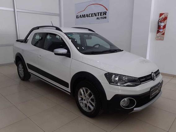 Volkswagen Saveiro Cross 1.6 C/doble 2016