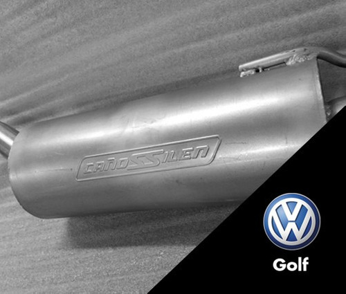 Vw Golf Mk3 Cañossilen - Equipo Completo