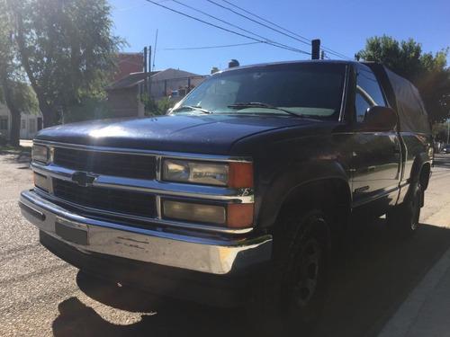 Chevrolet Silverado, Mod 99, Original, Impecable!