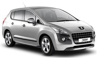 Peugeot 3008 Sucata Para Retirada De Peças