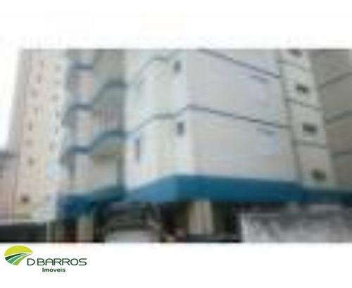 Imagem 1 de 5 de Edificio Solar Dos Amigos, Local Previlegiado Colado  Ao Centro De Taubate, Apto Com 75 Metros, Tudo Amplo - 4262 - 33367050