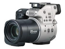 Câmera Mavica Fd-97 Raridade Funcionando Fd97