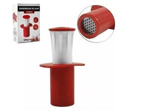 Espremedor De Alho Plástico Manual Com 2 Lâminas Pratico