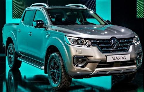 Renault Alaskan Confort 4x2 Financio Entrega Toma Usado (ls)