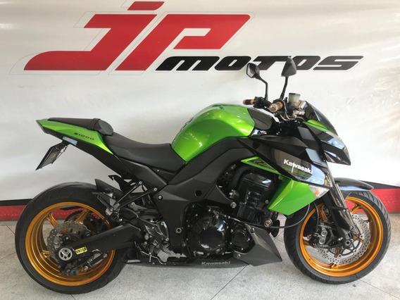 Kawasaki Z 1000 Abs 2011verde