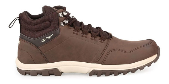 Bota Topper Outdoors Hombre Kang Hi Marron Cli