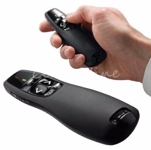 Apresentador Caneta Apontador Wireless Power Point R400