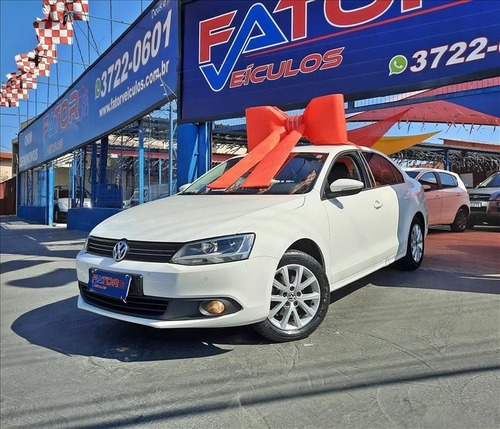Volkswagen Jetta Jetta 2.0 Comfortline Flex 4p Tiptronic 201