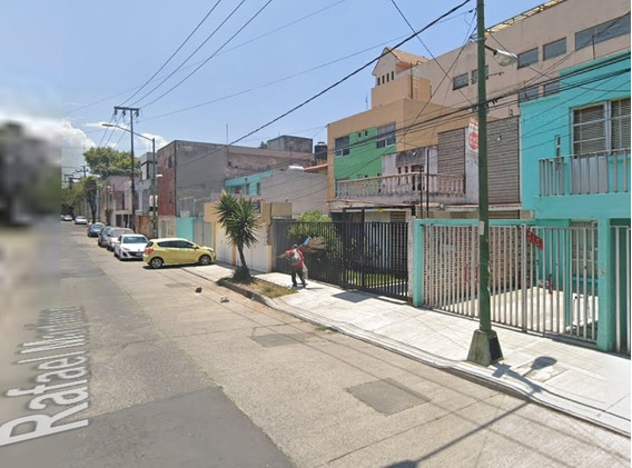 Casa En Alcaldía Benito Juárez. Cdmx Remate Bancario