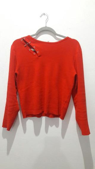 Sweater Rojo Marca Kosiuko