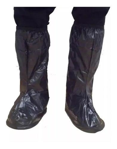 Imagen 1 de 5 de Cubre Calzado Galocha Talle L O Xl Protege Frio Y Viento Hts
