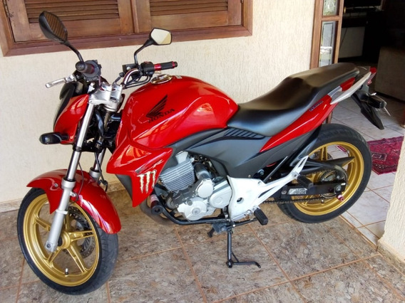 Honda Cb 300 Impecavel 2014-15