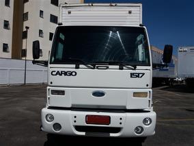 Ford Cargo 1517 Ano:2005 Com Baú De 6,70 Metros
