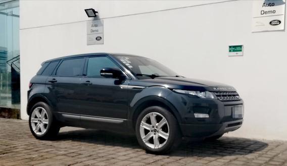 Land Rover Evoque Pure Plus 2013