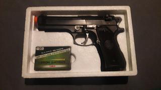 Pistola Airssoft Kwc M92 Beretta Spring 6mm